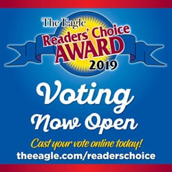 The Eagle Readers Choice Finalist for Pet Training Lessons